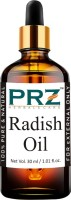 PRZ Radish Seed Cold Pressed Carrier Oil (30ML) - Pure Natural & Undiluted For Skin Care & Hair Care Hair Oil(30 ml)