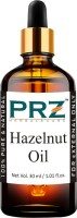 PRZ Hazelnut Cold Pressed Carrier Oil (30ML) - Pure Natural & Undiluted For Skin Care & Hair Care Hair Oil(30 ml)