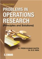 Problem in Operation Research (principles & Solution)(English, Paperback, D S Hira, Prem Kumar Gupta)