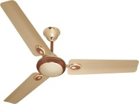 View Rok On EP-0020 Fusion 1400mm 3 Blade Ceiling Fan(golden) 3 Blade Ceiling Fan(golden)  Price Online