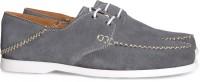 Bata KEEGAN Boat Shoes For Men(Grey)