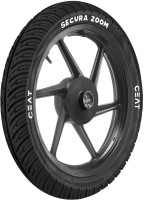 CEAT 80/100-18 SECURA ZOOM 80/100-18 Front Tyre(Dual Sport, Tube Less)