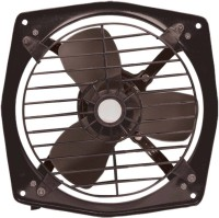 View Rok On EPE001 4000 Fresh Air 9 inch High Speed 3 Blade Exhaust Fan(multi colour) 3 Blade Exhaust Fan(black, brown, multi color)  Price Online