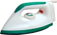 View CLICKAAKRITI DRY IRON Dry Iron(Green, White)  Price Online