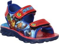 WINDY Boys & Girls Velcro Sports Sandals(Blue)