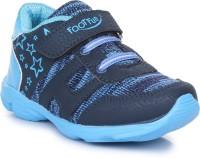 Footfun by Liberty Boys & Girls Slip on Moccasins(Blue)