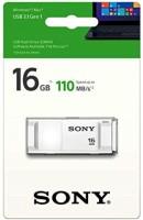 Sony USM16X/W2 16 GB Pen Drive(White)