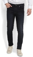 French Connection Slim Mens Dark Blue Jeans