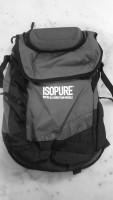 Isopure SHOULDER BAG Waterproof Multipurpose Bag(Grey, 6 L)