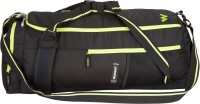 Wildcraft Venturer 2 Travel Duffel Bag(Black)