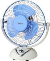 View Candes SAPPHIRE 3 Blade Table Fan(White, Blue)  Price Online