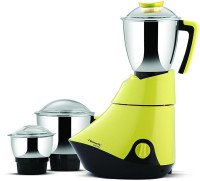 Butterfly SPLENDID 750 Mixer Grinder(Yellow, 3 Jars)
