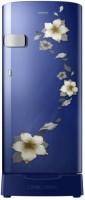 Samsung 192 L Direct Cool Single Door 2 Star Refrigerator(Star Flower Blue, RR19N1Z22U2-HL/RR19N2Z22U2-NL)