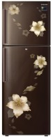 Samsung 253 L Frost Free Double Door Top Mount 2 Star Refrigerator(Star Flower Brown, RT28N3342D2-HL/RT28N3342D2-NL) (Samsung) Tamil Nadu Buy Online