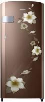 SAMSUNG 192 L Direct Cool Single Door 2 Star Refrigerator(Star Flower Brown, RR19N1Y22D2-HL/RR19N2Y22D2-NL)