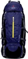 GRANDIOSE Hiking Backpacks bags GTB67501NB Rucksack - 75 L(Blue)