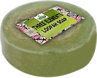 Three Elements LEMON GRASS LOOFAH SOAP TO REMOVE DEAD SKIN(125g)(125 g) - Price 140 44 % Off