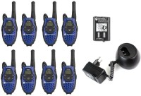 View spydo Motorola T5720 Talkabout Walkie TalkieSet of 8 Piece Walkie Talkie(Blue) Home Appliances Price Online(spydo)