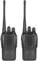 View spydo Baofeng Bf-888S 4 BF-888S Two-Way Radios Walkie-Talkies Long Range Handheld Radios Pack of 2 Walkie Talkie(Black)  Price Online