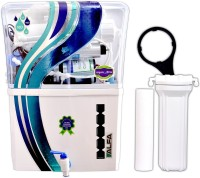 View Aquaultra A1026 15 L RO + UV + MTDS Water Purifier(White) Home Appliances Price Online(aquaultra)