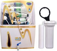 Aquaultra A1029 15 RO + UV + UF + TDS Water Purifier(White)   Home Appliances  (aquaultra)