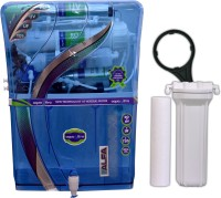 View Aquaultra Alfa T 15 L RO + UV + UF + TDS Water Purifier(Blue) Home Appliances Price Online(aquaultra)