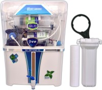 Aquaultra A1030 15 RO + UV + UF + TDS Water Purifier(White)   Home Appliances  (aquaultra)