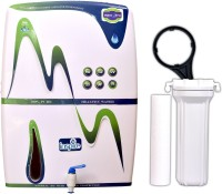 View Aquaultra A1028 15 RO + UV + MTDS Water Purifier(White) Home Appliances Price Online(aquaultra)