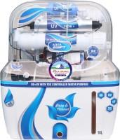 Grand Plus Blue Swift 12 L RO + UV + UF + TDS Water Purifier(Blue)