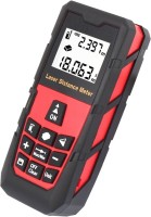 BalRama 100mtr/328ft/3937inch New Model High Precision Handheld Laser Range Finder 100 meter Laser Distance Meter Digital Diastimeter for Volume/Area/Min/Max/Add/Substract/Pythagorean/Continuous Measurement Laser Measure Distance Tape Measure with Bubble Level Tool Digital Caliper Measurement Tape(1