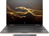 HP Spectre x360 Core i7 8th Gen - (16 GB/512 GB SSD/Windows 10 Pro) 13-ae503TU 2 in 1 Laptop(13.3 inch, Dark Ash SIlver, 1.26 kg)