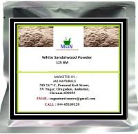 MGBN White Sandalwood Powder (125 g)(125 g) - Price 145 50 % Off
