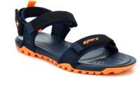 Sparx Men Navy, Blue, Orange Sandals