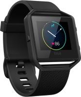 FITBIT Blaze Smartwatch(Black Strap, Large)