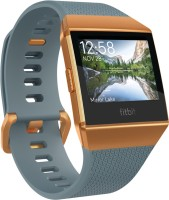 FITBIT Ionic Smartwatch(Blue Strap, Regular)