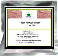 MGBN ROSE PETALS POWDER (100 g)(100 g) - Price 145 35 % Off