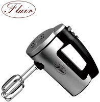 Flair 452115 400 W Hand Blender, Electric Whisk(Silver)