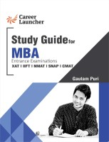 MBA Study Guide for Entrance Examinations : MBA Guide Fourth Edition(English, Paperback, Gautam Puri)