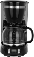 Black & Decker BXCM1201IN 12 Cups Coffee Maker(Black)