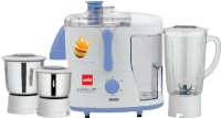 Cello JMG 200 500 W Juicer Mixer Grinder 500 Juicer Mixer Grinder(White, 3 Jars)
