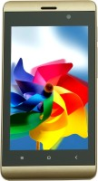 Videocon Starr 100 (Gold, 8 GB)(1 GB RAM)