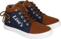 Hotstyle Designer Loafers For Men(Brown, Blue)