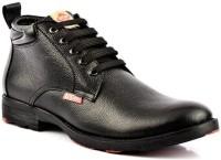 Lee Cooper Men Boots For Men(Black)