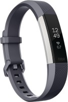 FITBIT Alta HR(Grey Strap, Size : Small)