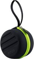 TIZUM Speaker Case Cover for Amazon Echo Dot(Black, Artificial Leather)