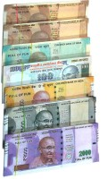 Muren Artificial Coupon Playing Currency Notes For FUN Paper Cut-outs(7)