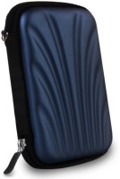 Etake Blue Case Pouch for 2.5-Inch Hard Drive 2.5 inch Hard Disk Case 2.5 Inch(For HDD 2.5