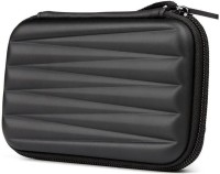 Etake Black Shock Proof Case 2.5 inch Hard Disk Case 2.5 Inch(For WD Hard Disk for Laptop, Segate Hard Disk for laptop, Black)
