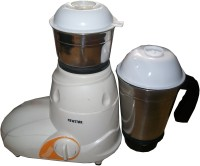 new star AONE 550 Mixer Grinder(White, 2 Jars)
