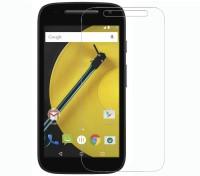 Go4Shopping Tempered Glass Guard for Motorola Moto E (2nd Gen) 3G